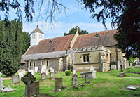 St Lawrence's Church, Wormley, Hertfordshire