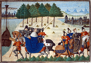 The Arrest of Thomas of Woodstock