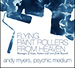 Psychic Andy Myers - Flying Paint Rollers - Book 2014