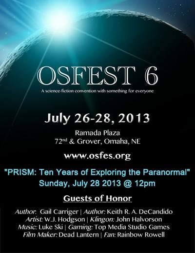 Osfest 2013 PRISM