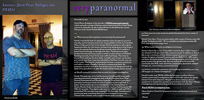 PRISM VERYPARANORMAL.COM ARTICLE by MARIELLE PAWSON (12/8/2015)